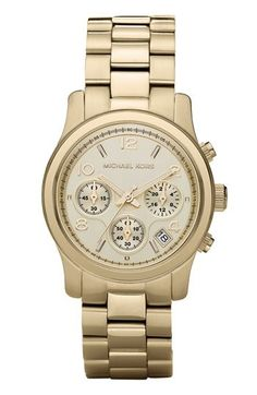 i NEED this Micheal Kors watch.