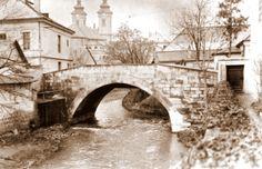 Eger, a Kossuth utcai híd