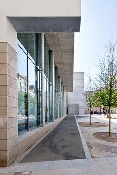 Barcelona, Spain  Annex Museu Picasso de Barcelona  Garcés · De Seta · Bonet Arquitectes
