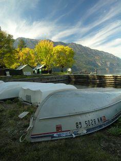Lucern - Lake Chelan- Washington State