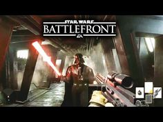 Star Wars Battlefront 3 Darth Vader Gameplay Trailer & Sullust Multiplayer Map (GamesCom) - YouTube