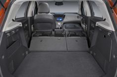 2016 Chevrolet Trax Cargo Space