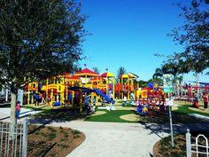 Circus Park Playground