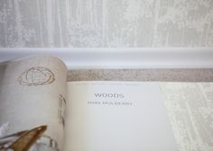 Tikkurila Duett Woods Mulberry - metamorfoza w gabinecie Green Canoe