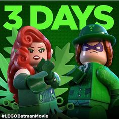 "James Bricks (@imrickjamesbricks) på Instagram: ""Have you entered our LEGO Batman Movie competition yet? 3 days left to enter! We are open 10am -…"""