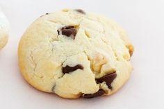 Mini choc-chip biscuits