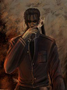 Saito Hajime - Rurouni Kenshin,Anime