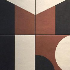 Puzzle & Edge by Barber & Osgerby @barberosgerby @mutinaceramics tiles design inspiration