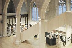 Inspiration: Tone. (london garden museum, sustainable renovation, eurban sustainable wood)