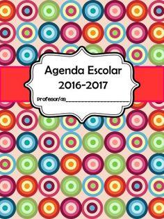 NUEVA AGENDA ESCOLAR Curso 2016-2017. Ahora con efemérides y planificadores - Imagenes Educativas