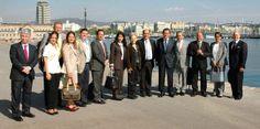 Cali busca en Barcelona referencias para su futuro crecimiento como centro logístico