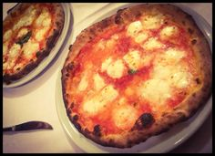 real pizza in Pontecagnano #mediterraneandiet