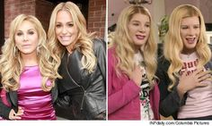 The Real White Chicks of Beverly Hills?