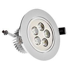 Adjustable 5w LED Recessed Ceiling Spotlight Down Light L&+Driver Kit 12V  sc 1 st  Pinterest & 21 best 12 VOLT LED LIGHTS - 12V LED - G4 LED BULB - 12 VOLT LIGHT ...