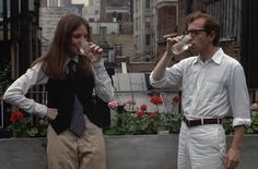 inspired space :: best interiors in film...annie hall