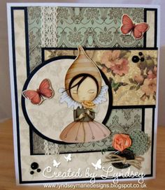 Mirabelle 1 by Crafty Blonde
