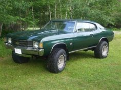 1972 Chevelle Custom 4x4