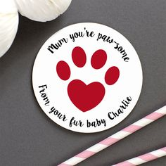 Personalised 'Pet Mum' Animal Lover Coaster by The Little Picture Company, the perfect gift for Explore more unique gifts in our curated marketplace. Unique Mothers Day Gifts, Unique Gifts, Diy Homemade Cards, Picture Company, Perfect Mother's Day Gift, Cool Pets, Pet Names, Love Is All
