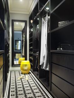 Greg Natale designed closet.  Can this PLEASE be mine!?!?!?!