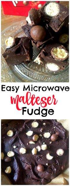 So chocolatey and delicious and only 3 ingredients and 5 minutes to make it! Tasty Chocolate Cake, Chocolate Sweets, Chocolate Recipes, Chocolate Heaven, Fudge, No Bake Cookie Dough, Daisy Cakes, Easy Baking Recipes, Budget Recipes