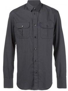 Maison Margiela front pocket shirt