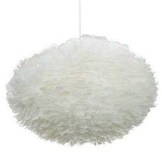 La Eos XXL mide 75 x 45 cm, por lo que es perfecta para los espacios grandes. Está hecha de plumas de aves auténticas, cada una cuidadosamente colocadas en un núcleo de papel a mano. Irradia una luz suave y acogedora, debido a que la bombilla está protegida en su interior, Eos xxl es perfecta a cualquier altura. La limpieza de rutina se hace fácilmente con un secador de pelo. Eos XXL se monta en prácticamente unos segundos y viene en caja de regalo ultra-delgada.