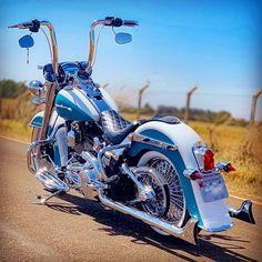davidson custom motorcycles v rod Triumph Motorcycles, Cool Motorcycles, West Coast Choppers, Harley Softail, Custom Street Bikes, Custom Bikes, Harley Bikes, Harley Davidson Motorcycles, Road King