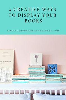 If you've run out of room for bookshelves then you might find some of these ideas helpful. We've used all of them in our own house and combined, they house 200 extra titles. Book Review Blogs, Book Blogs, Book Recommendations, Book Storage, Book Organization, Bedtime Reading, Library Inspiration, Storing Books, Cool Books