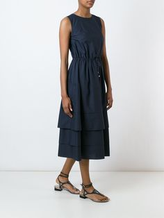 Brunello Cucinelli платье на резинке