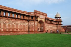 Agra Fort 14 - Agra Fort - Wikipedia, the free encyclopedia