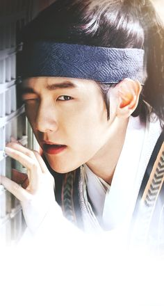 Baekhyun Moon Lovers Wallpaper