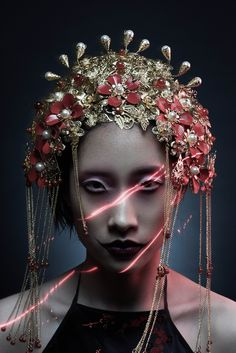 Photographer: Leo He Hair/Makeup: Dora Yu Model: 盧憶瑱 (Filantropi Lu) #fashion #editorial #beauty