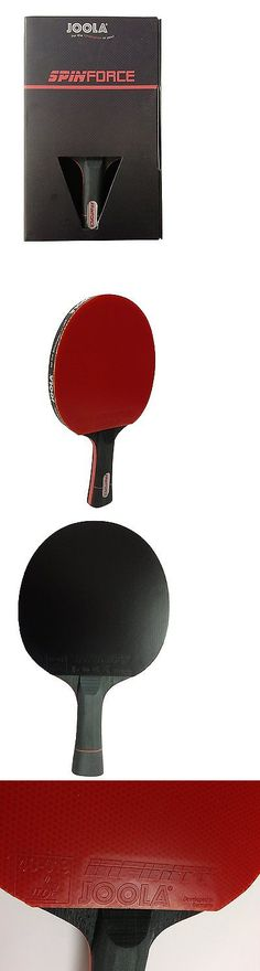 Paddles 36277: Joola Spinforce 300 Ping Pong Paddle Table Tennis Racket New -> BUY IT NOW ONLY: $89 on eBay!