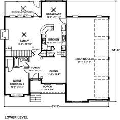 House Plan chp-33760 at COOLhouseplans.com