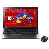 東芝 ノートパソコン dynabook T554/76LB(Microsoft Office Home and Business 2013搭載) PT55476LBXB