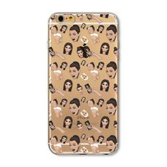 Clear TPU case slips right on to your phone! Rock your phone in style with Kimonos! Size is perfect fit and very easy to install, covers the back and corners of your phone. The case is easy to insert