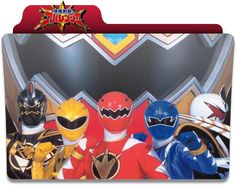 2003 - Bakuryuu Sentai Abaranger