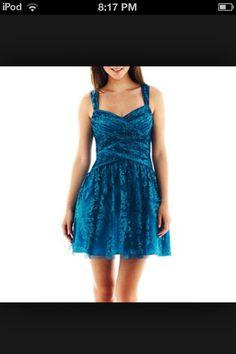 Glitter mesh dress