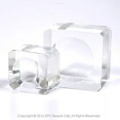 LashArt Crystal Stand Adhesive Glue Pallet Eyelash Extension Tool  | eBay