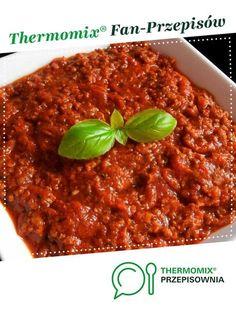 SOS BOLOGNESE DO MAKARONU - NAJLEPSZY jest to przepis stworzony przez użytkownika Suchy666. Ten przepis na Thermomix® znajdziesz w kategorii Makarony i dania z ryżu na www.przepisownia.pl, społeczności Thermomix®. Bolognese, Chana Masala, Chili, Spaghetti, Beans, Food And Drink, Pasta, Fish, Vegetables