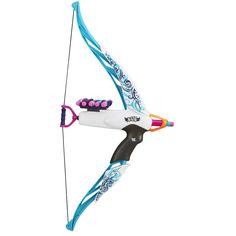 "NERF Rebelle Heartbreaker Bow and Arrow (Blue) - Hasbro - Toys ""R"" Us"
