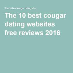 best cougar website review