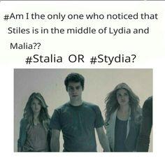 Stydia. No hesitation. No regrets.