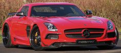 Modified Mercedes SLS AMG Black Series | por 1GrandPooBah