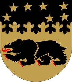 Pudasjärvi Finland Coat of Arms