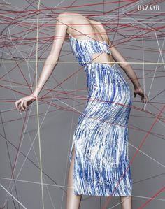 alyona-subbotina-by-an-le-for-harpers-bazaar-vietnam-july-2014 Kenzo dress