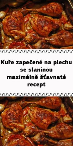 Hungarian Recipes, Pot Roast, Chicken Wings, Poultry, Food And Drink, Cooking Recipes, Beef, Ethnic Recipes, Meat