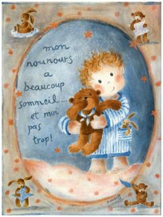 Pas Trop Sommeil Affiches par Joëlle Wolff sur AllPosters.fr