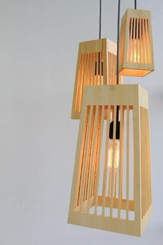 Antelope - Wood Lamps - iD Lights