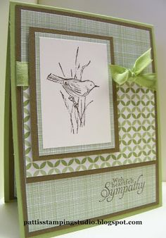 Patti's Stamping Studio Simply Sketched